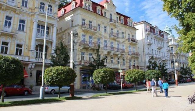 Квартира в Марианске-Лазне, Чехия, 90 м2 - фото 1