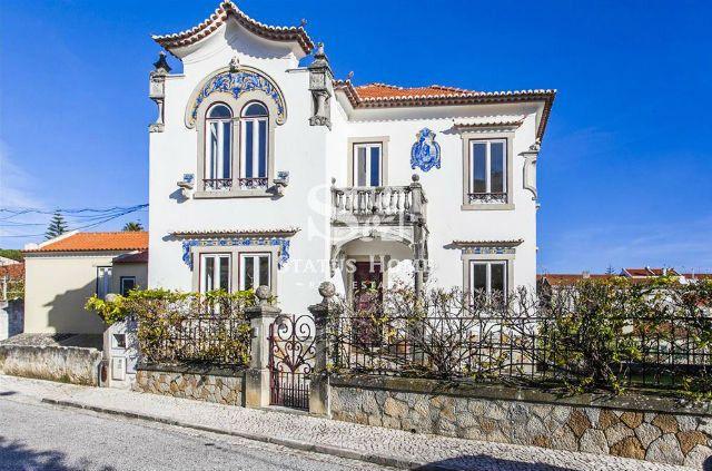 Шале в Эшториле, Португалия, 314 м2 - фото 1