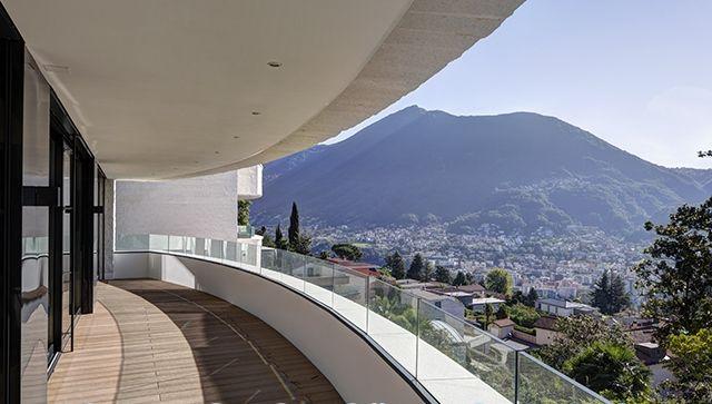 Вилла в Тичино, Швейцария - фото 1