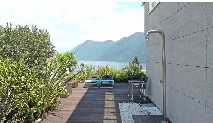 Апартаменты в Тичино, Швейцария, 150 м2 - фото 2