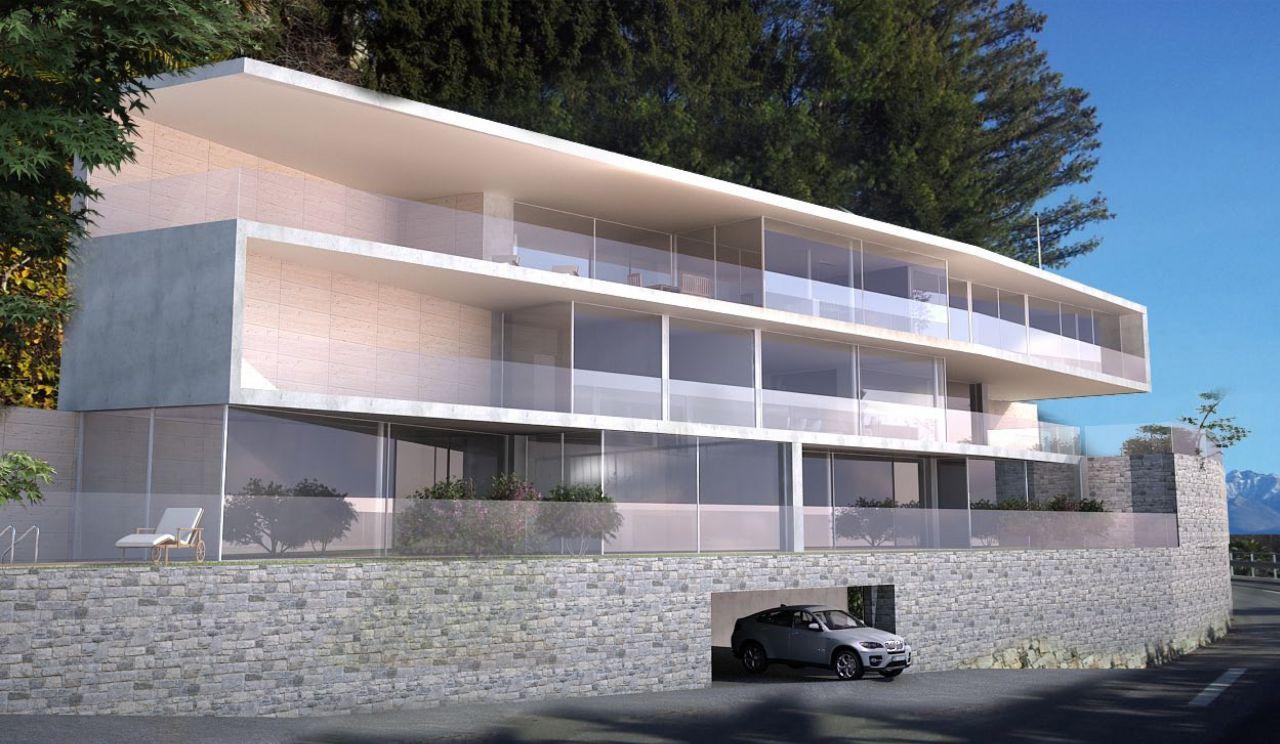 Апартаменты в Тичино, Швейцария, 182 м2 - фото 1