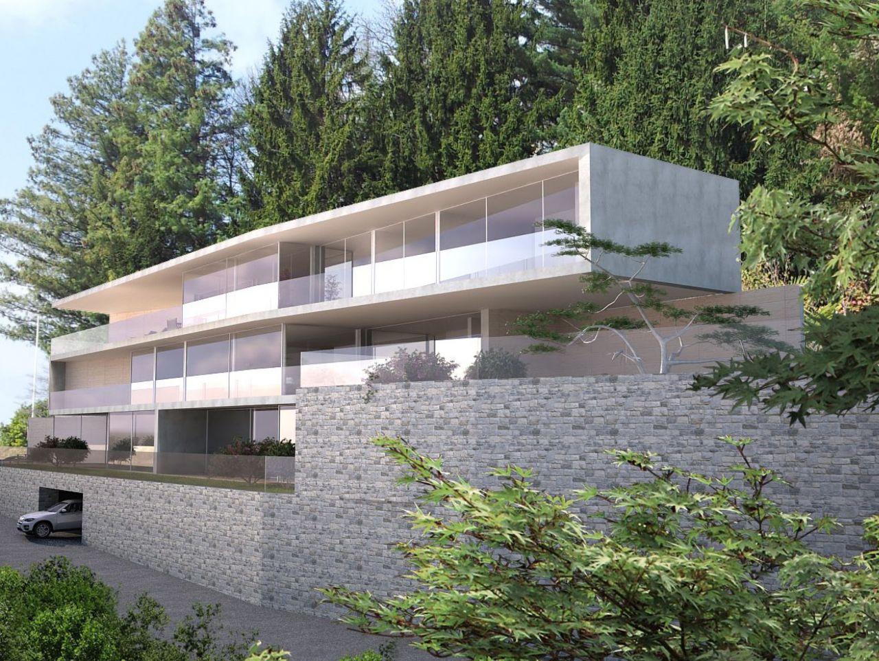 Апартаменты в Тичино, Швейцария, 182 м2 - фото 2