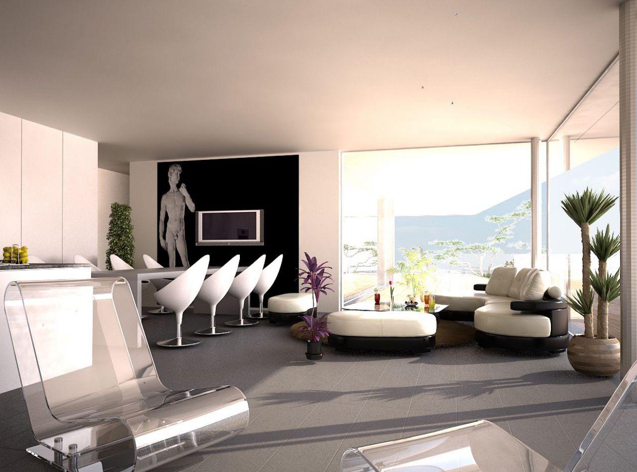 Апартаменты в Тичино, Швейцария, 182 м2 - фото 8