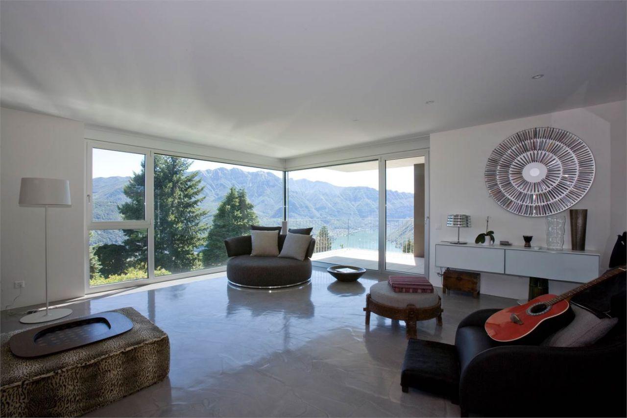 Вилла в Тичино, Швейцария, 940 м2 - фото 3
