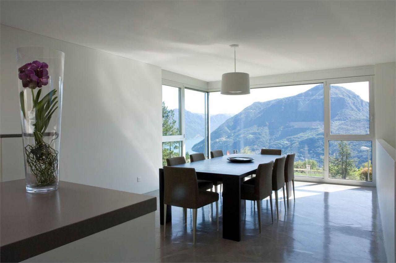 Вилла в Тичино, Швейцария, 940 м2 - фото 4