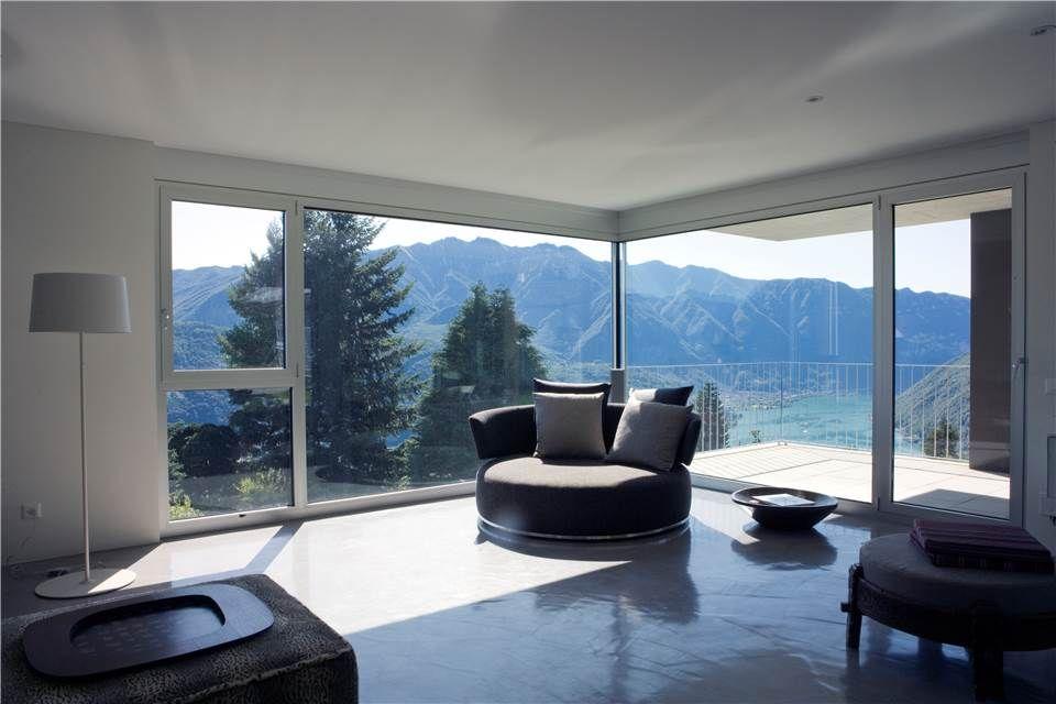 Вилла в Тичино, Швейцария, 940 м2 - фото 8