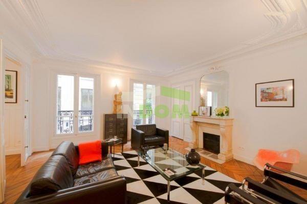 Апартаменты в Париже, Франция, 95 м2 - фото 1