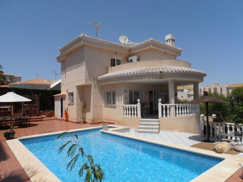 Испания коста бланка дома