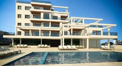 Апартаменты на Коста-Бланка, Испания, 61 м2 - фото 1