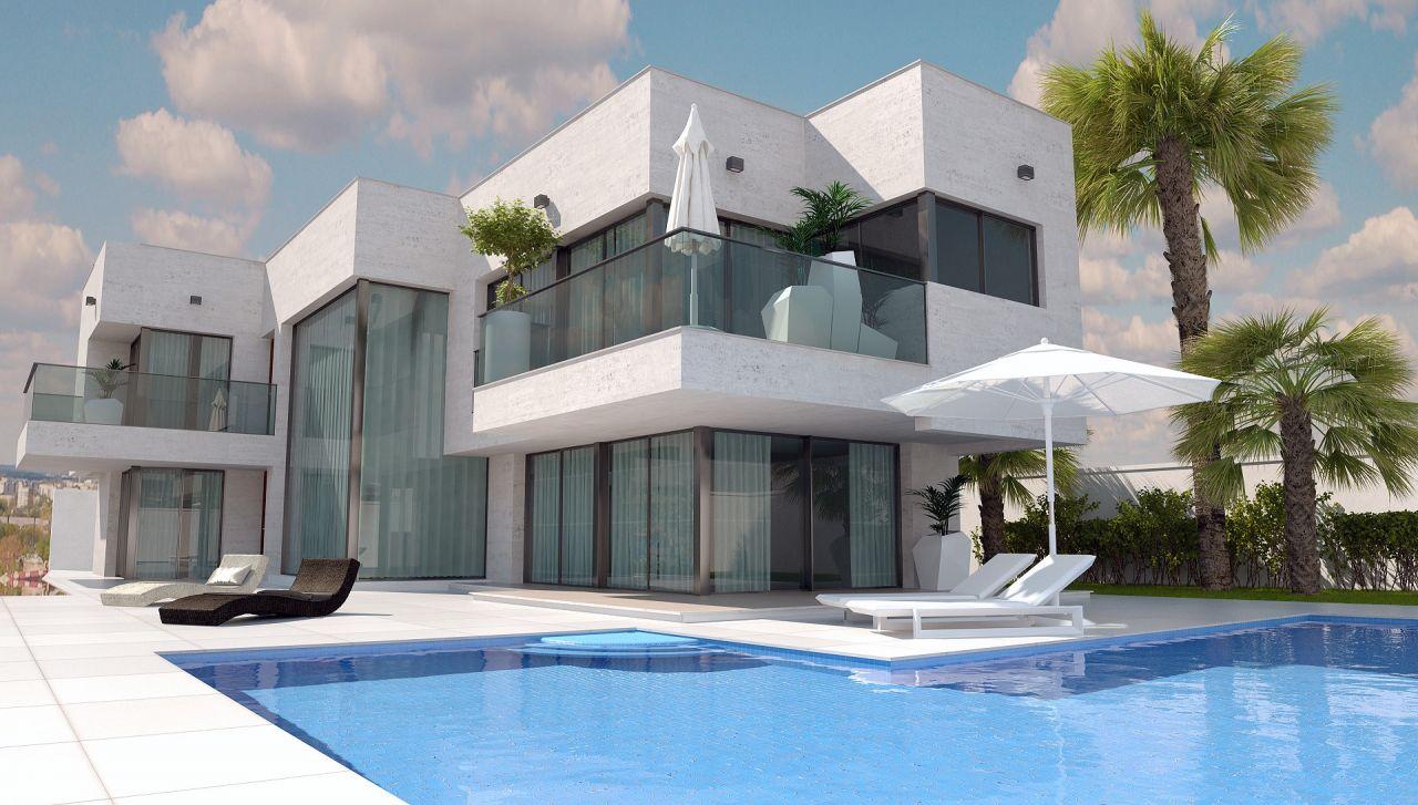 Дом на Коста-Бланка, Испания, 800 м2 - фото 1