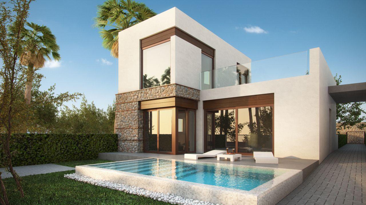 Дом в Альгорфе, Испания, 239 м2 - фото 1