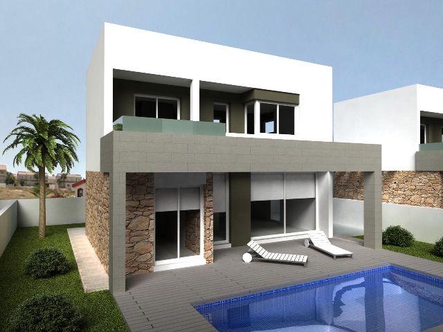 Дом на Коста-Бланка, Испания, 302 м2 - фото 1