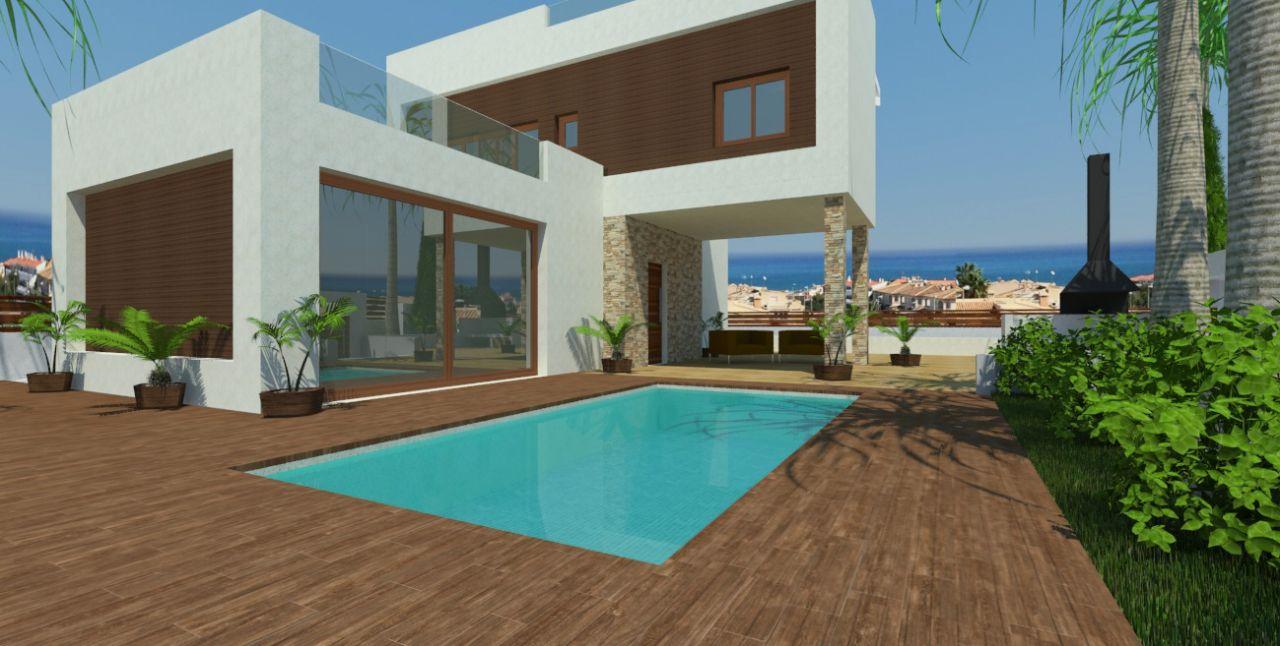 Дом на Коста-Бланка, Испания, 502 м2 - фото 1