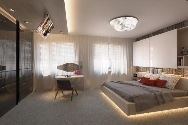 Квартира в Риге, Латвия, 144 м2 - фото 1