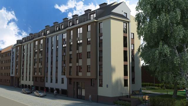 Квартира в Риге, Латвия, 69 м2 - фото 1