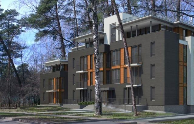 Квартира в Юрмале, Латвия, 77 м2 - фото 1