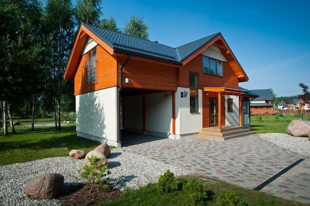 Дом в Бабите, Латвия, 1582 м2 - фото 1