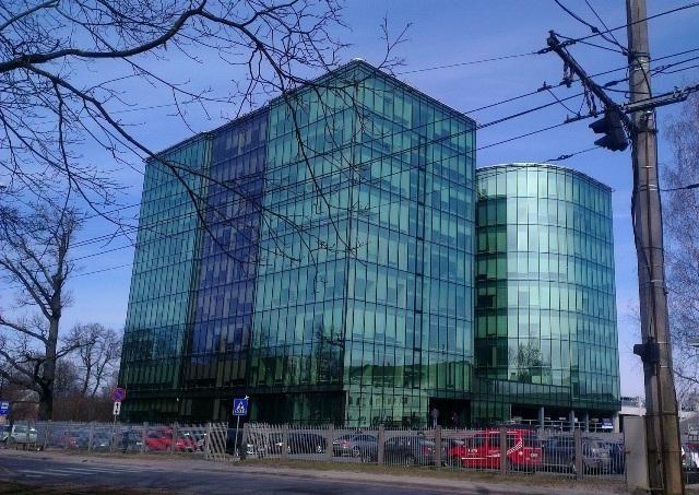 Офис в Риге, Латвия, 12000 м2 - фото 1