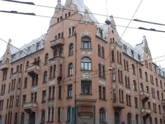 Квартира в Риге, Латвия, 130 м2 - фото 1