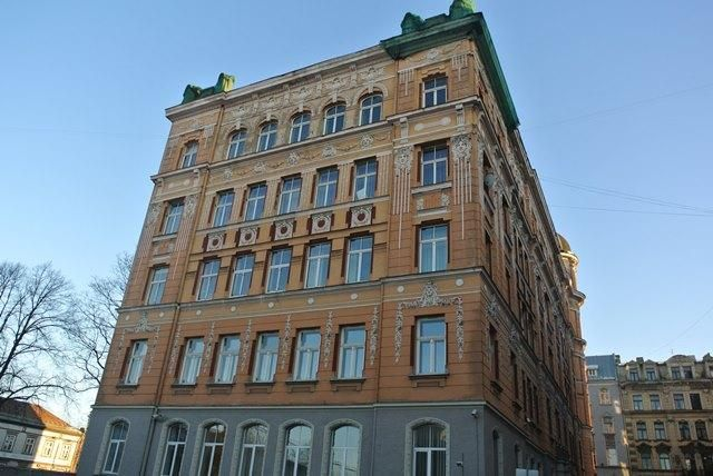 Квартира в Риге, Латвия, 79 м2 - фото 1