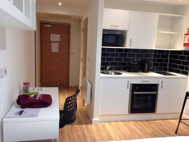 Квартира в Ливерпуле, Великобритания, 22 м2 - фото 1