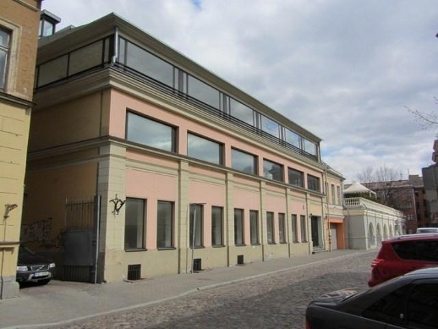 Офис в Риге, Латвия, 2201 м2 - фото 1