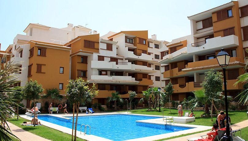 Апартаменты на Коста-Бланка, Испания, 6284 м2 - фото 1