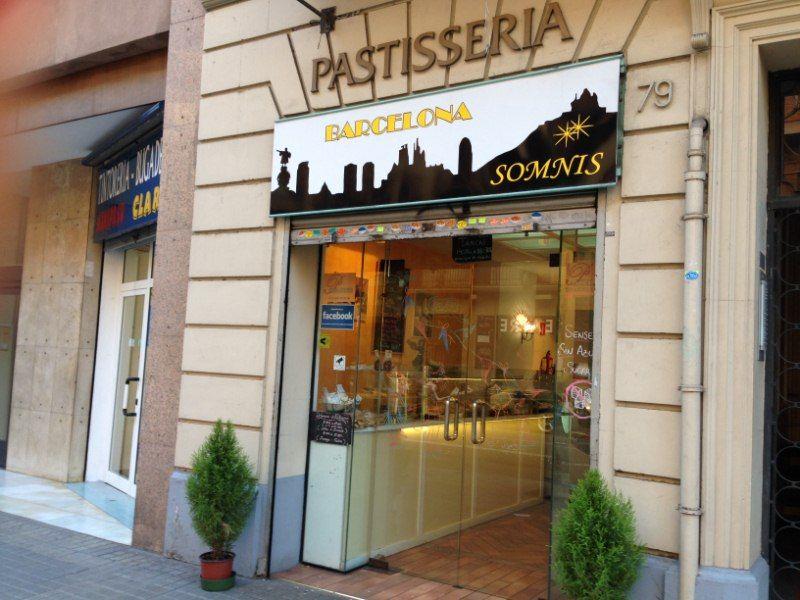 Кафе, ресторан в Барселоне, Испания, 190 м2 - фото 1