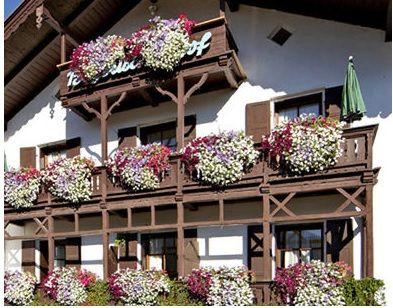 Отель, гостиница в Южной Баварии, Германия, 700 м2 - фото 1