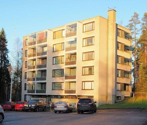 Квартира в Иматре, Финляндия, 39 м2 - фото 1