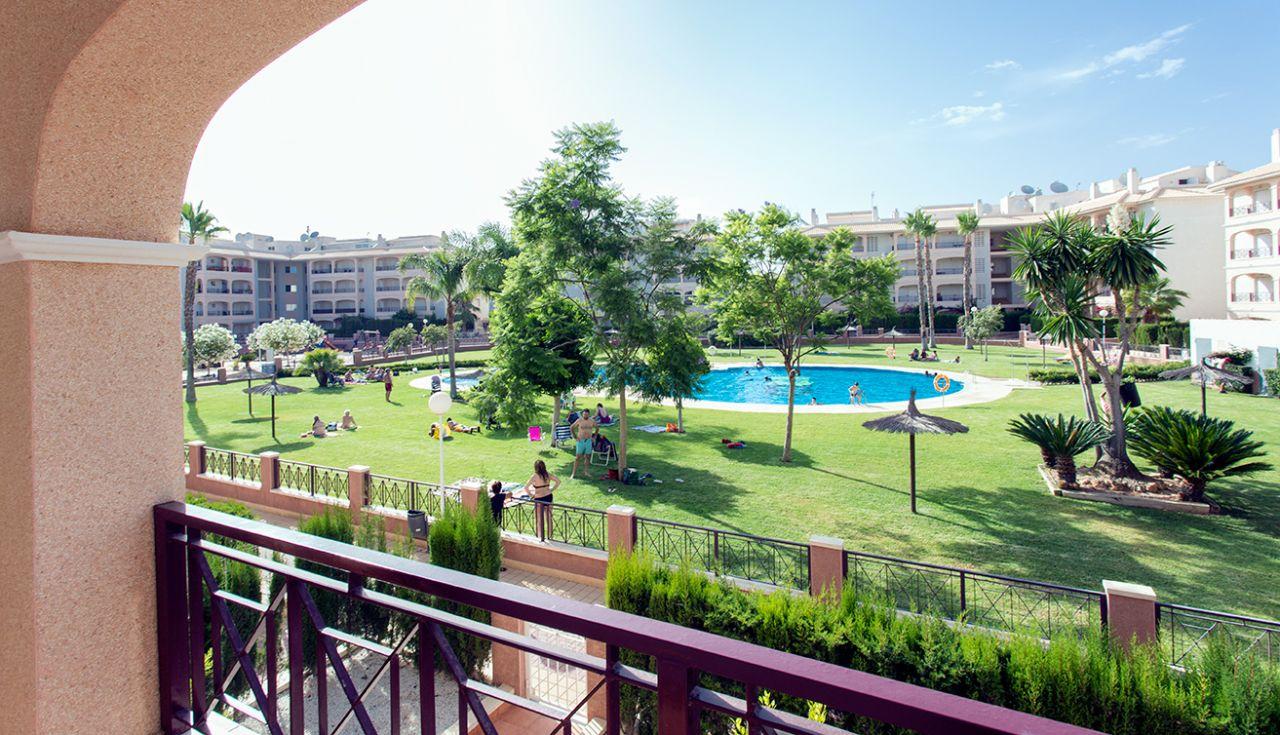 Апартаменты на Коста-Бланка, Испания, 93 м2 - фото 1