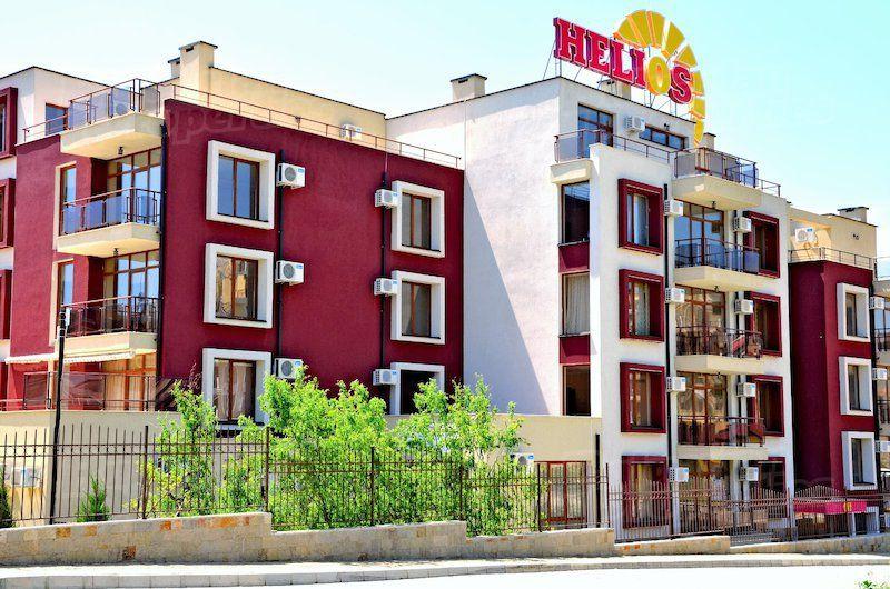 Апартаменты в Святом Власе, Болгария, 38.06 м2 - фото 1