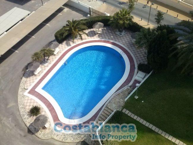Апартаменты Cabo Huertas, Испания, 70 м2 - фото 1