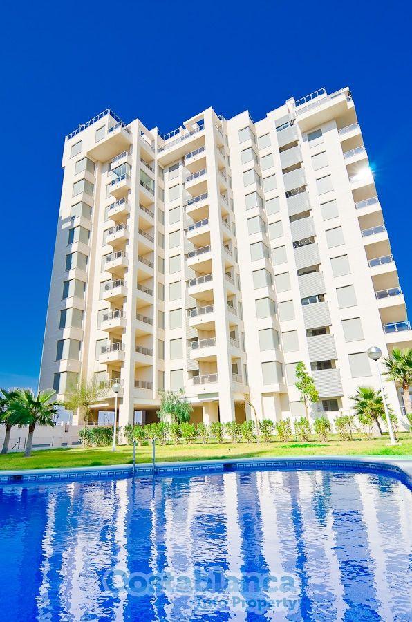 Апартаменты Guargamar del segura, Испания, 107 м2 - фото 1
