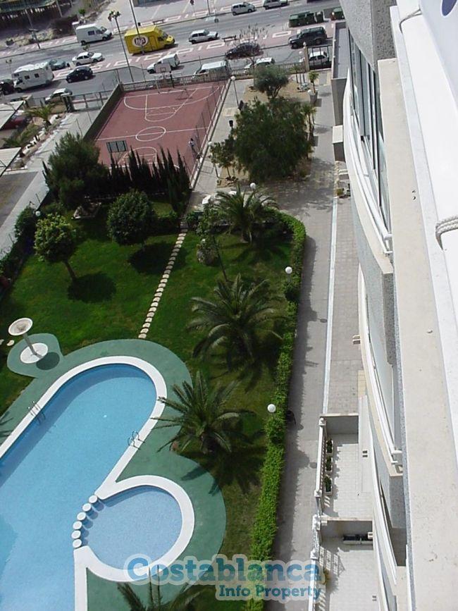 Квартира в Бенидорме, Испания, 60 м2 - фото 1