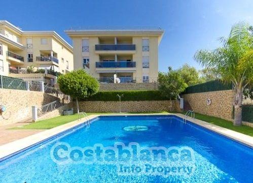 Квартира в Кальпе, Испания, 106 м2 - фото 1