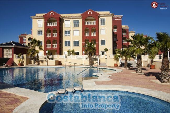 Апартаменты в Лос Алькасарес, Испания, 75 м2 - фото 1