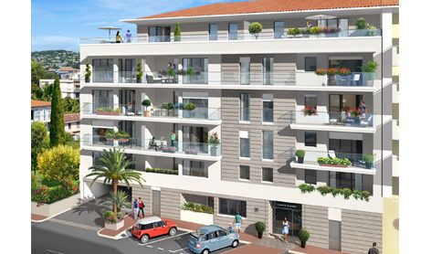 Апартаменты в Каннах, Франция, 52 м2 - фото 1
