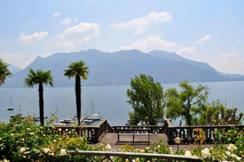 Апартаменты у озера Маджоре, Италия, 173 м2 - фото 1