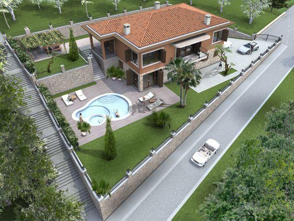 Дом в Ичичах, Хорватия, 345 м2 - фото 1