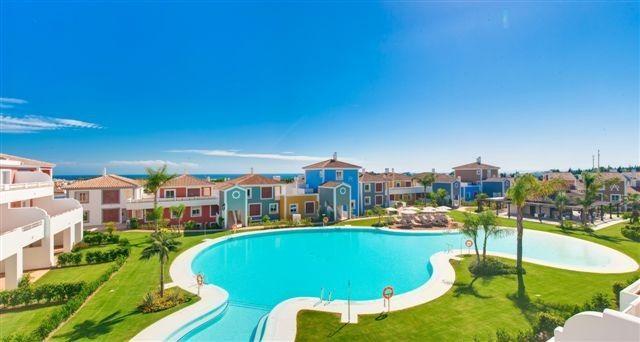 Апартаменты на Коста-дель-Соль, Испания, 106 м2 - фото 1