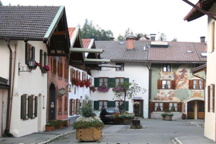 Доходный дом в Гармиш-Партенкирхене, Германия, 1180 м2 - фото 1