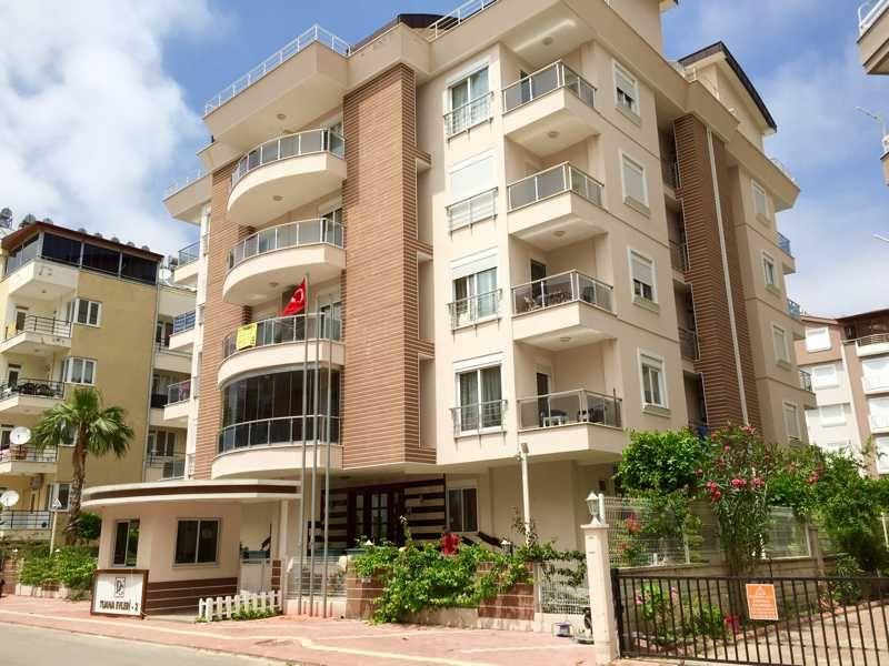 Апартаменты в Анталии, Турция, 115 м2 - фото 1