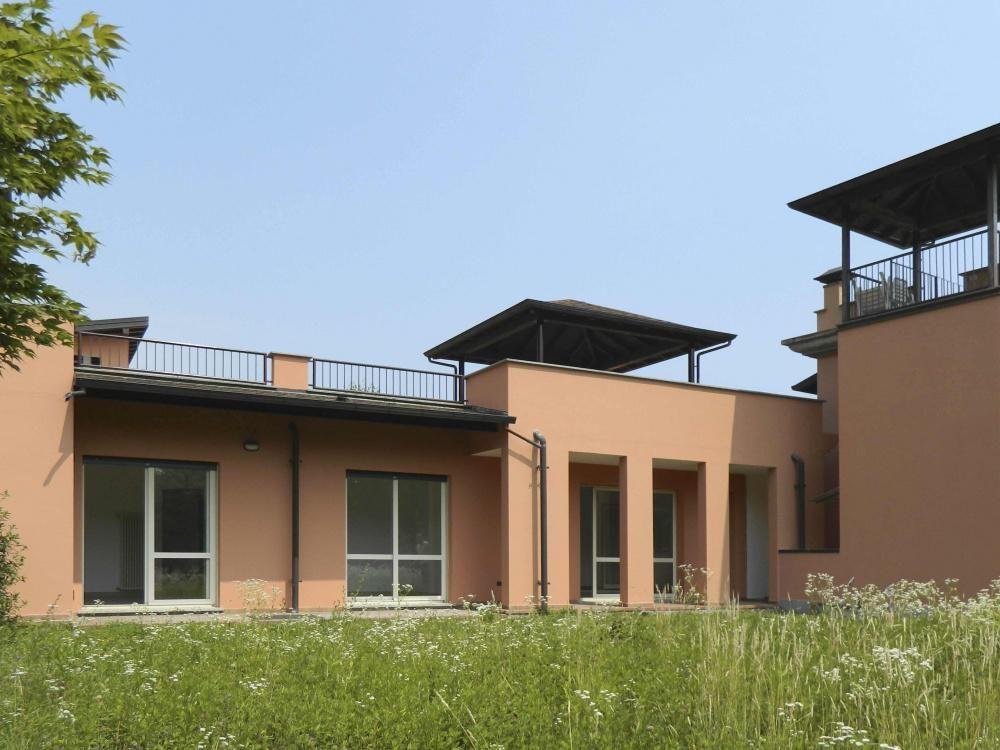 Апартаменты у озера Маджоре, Италия, 210 м2 - фото 1