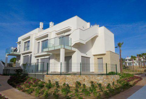 Недорогая недвижимость испании на коста бланка карта