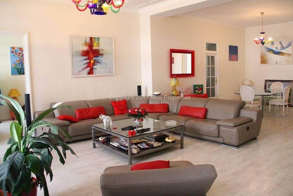 Квартира в Каннах, Франция, 125 м2 - фото 1