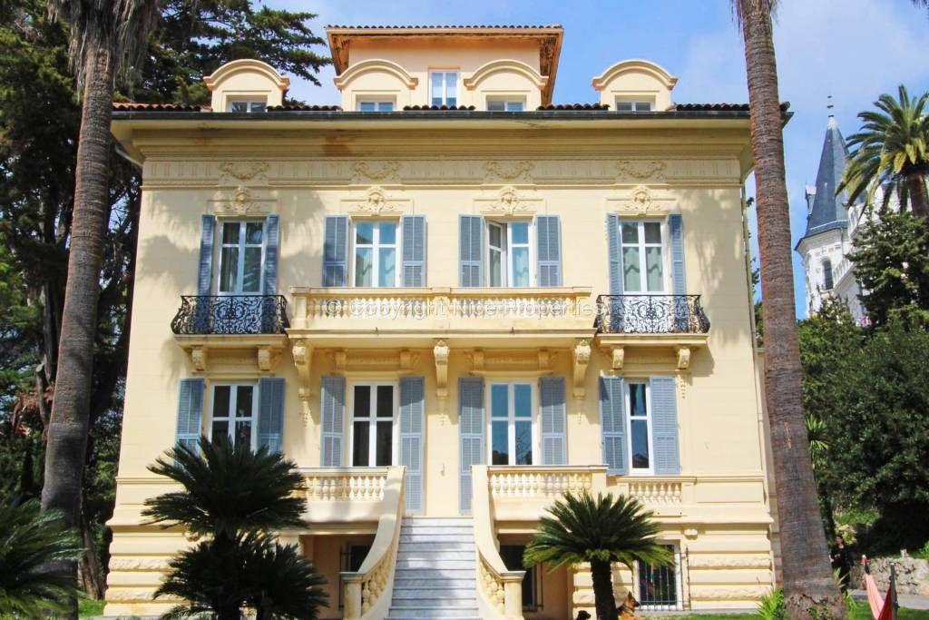 Вилла в Ницце, Франция, 650 м2 - фото 1