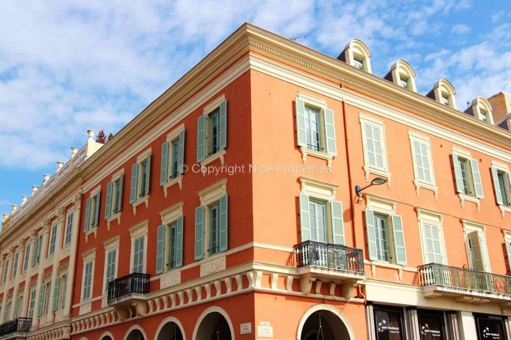 Квартира в Ницце, Франция, 52 м2 - фото 1