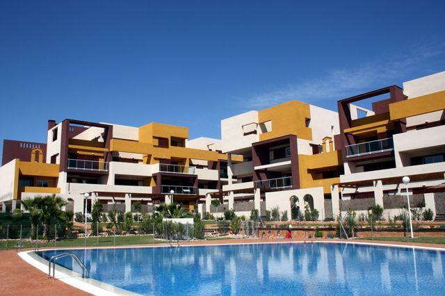 Квартиры в испании купить коста бланка