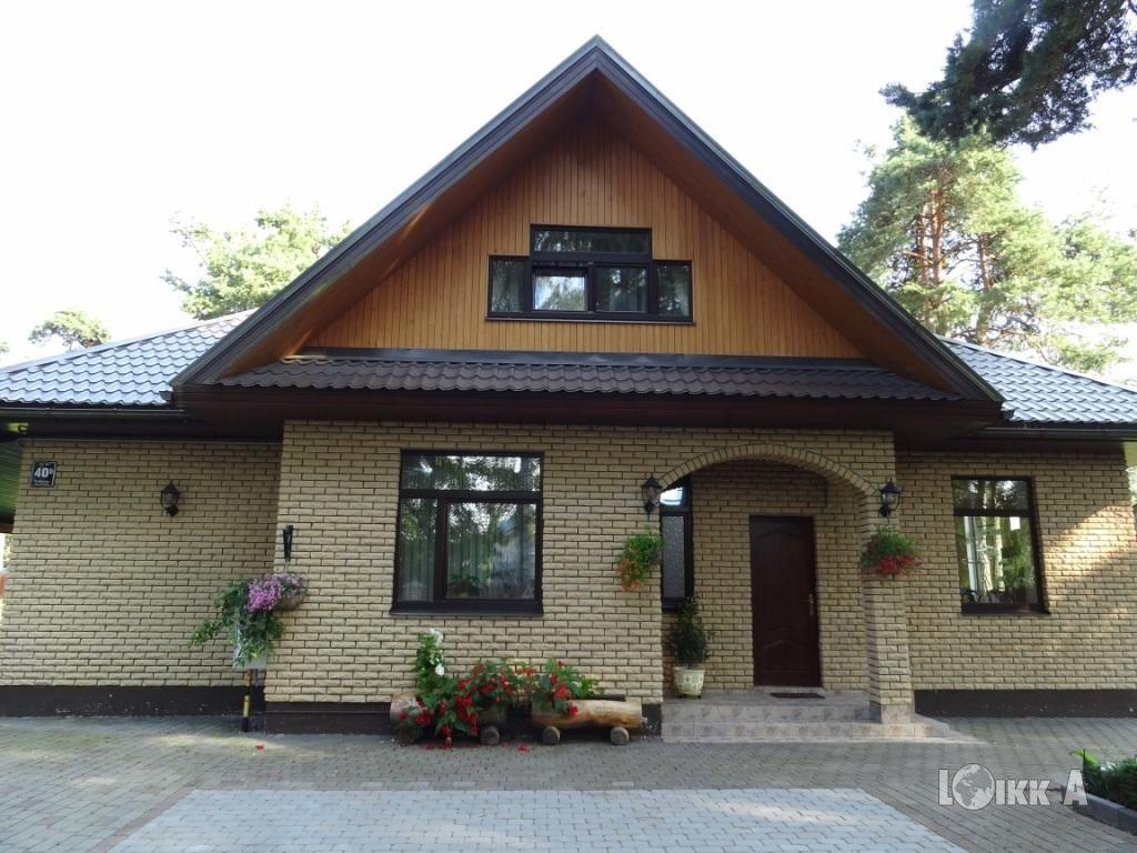 Дом в Риге, Латвия, 1570 м2 - фото 1